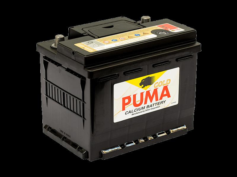 แบตเตอรี่รถยนต์ PUMA รุ่น 55548