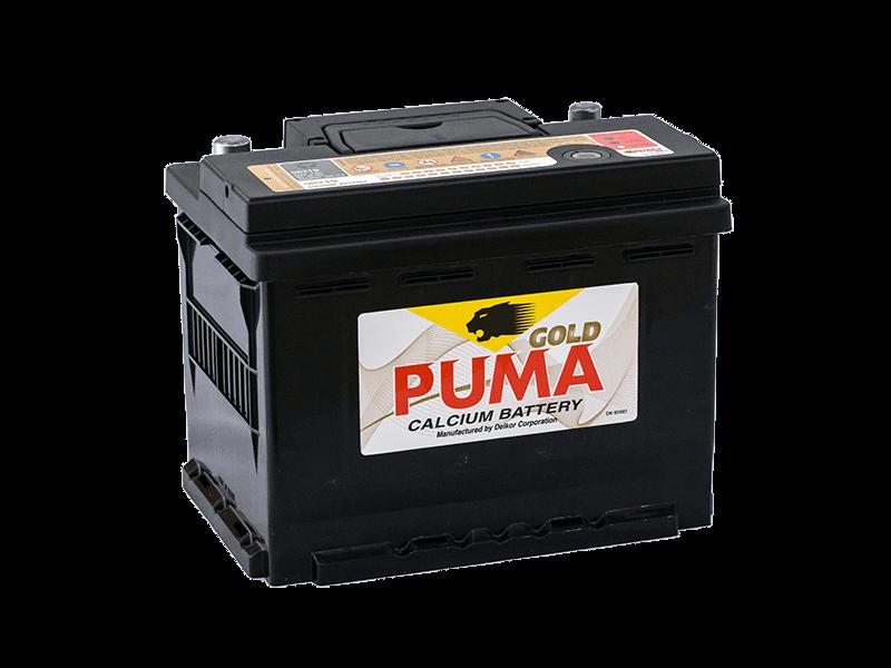 แบตเตอรี่รถยนต์ PUMA รุ่น 56219