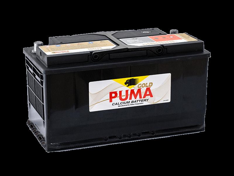 แบตเตอรี่รถยนต์ PUMA รุ่น 60038