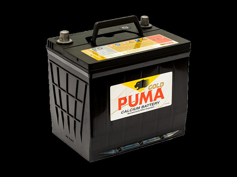 แบตเตอรี่รถยนต์ PUMA รุ่น 80D23L