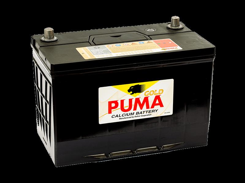 แบตเตอรี่รถยนต์ PUMA รุ่น 95D31L