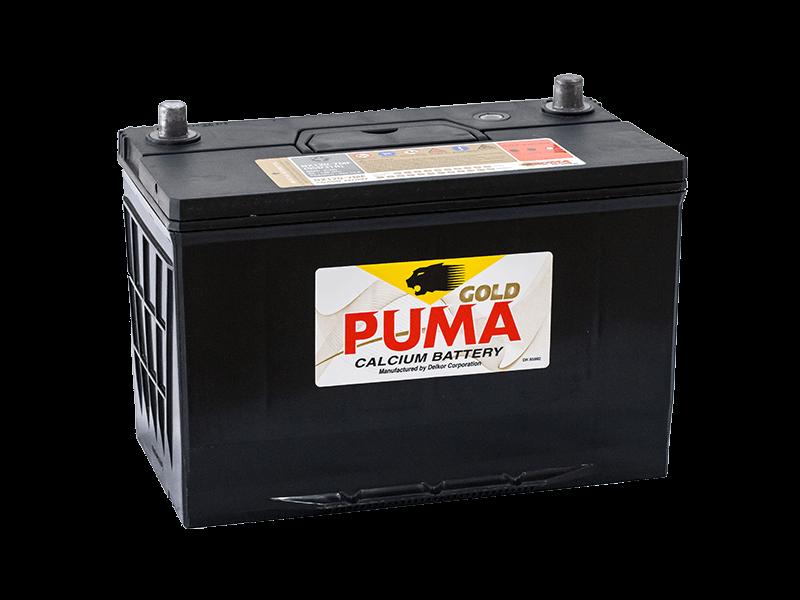 แบตเตอรี่รถยนต์ PUMA รุ่น 95D31R
