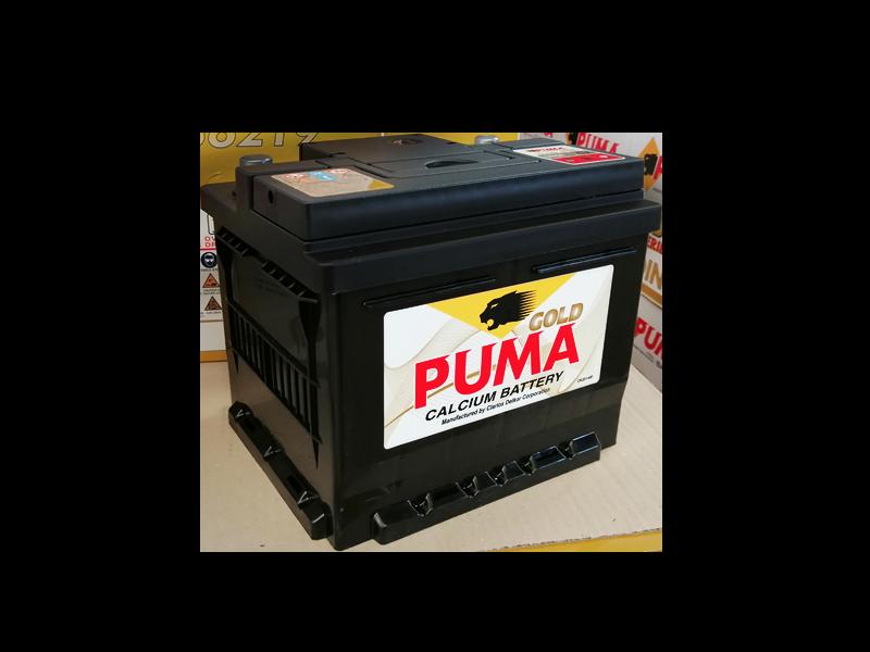 แบตเตอรี่รถยนต์ PUMA รุ่น DIN50