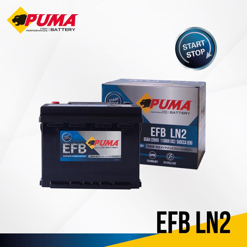 PUMA EFB LN2