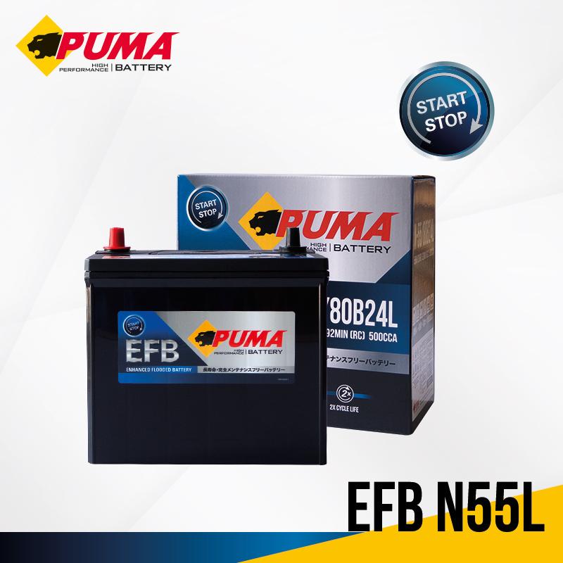 PUMA EFB N55L