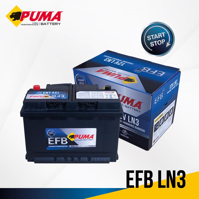 PUMA EFB LN3