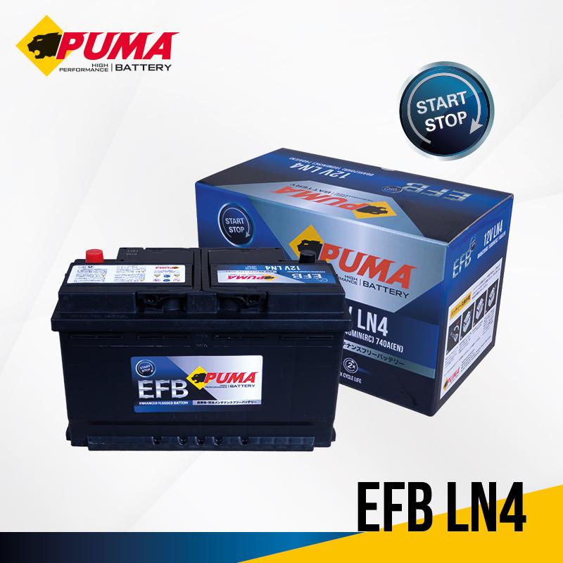 PUMA EFB LN4