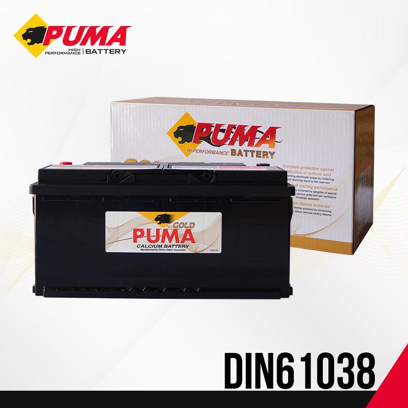 PUMA DIN61038